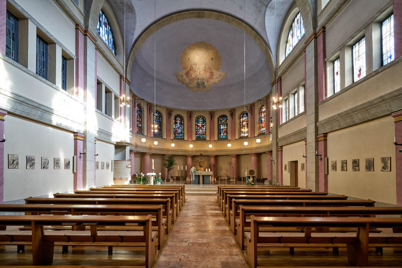 Kirche am Pallottihaus