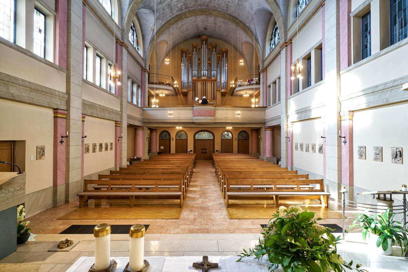 Kirche am Pallotti-Haus