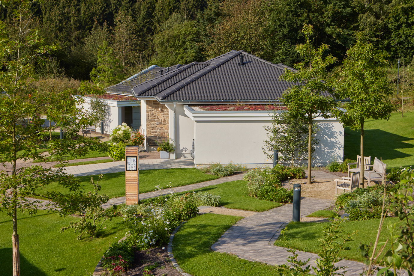 Landhaus-Wohnen im WohnGut Osterseifen