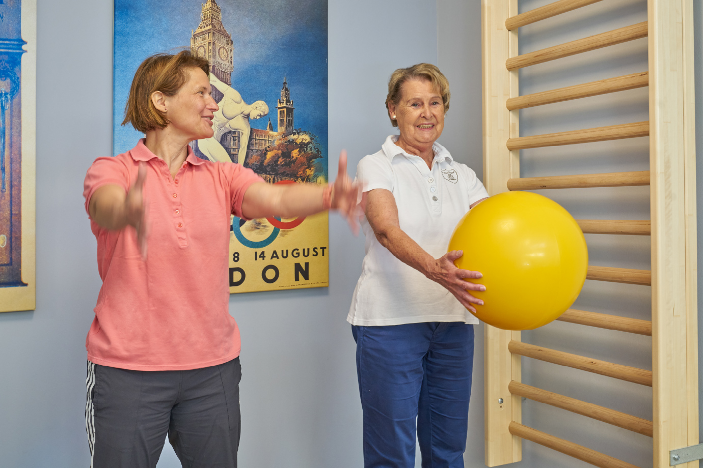 Vital-Services   Physiotherapie